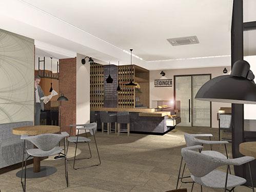 Hotel leidinger for Design hotel bozen umgebung
